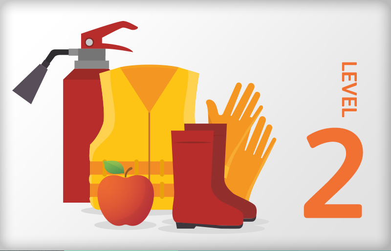 Level  Health Safety For Food Manufacturing Read More