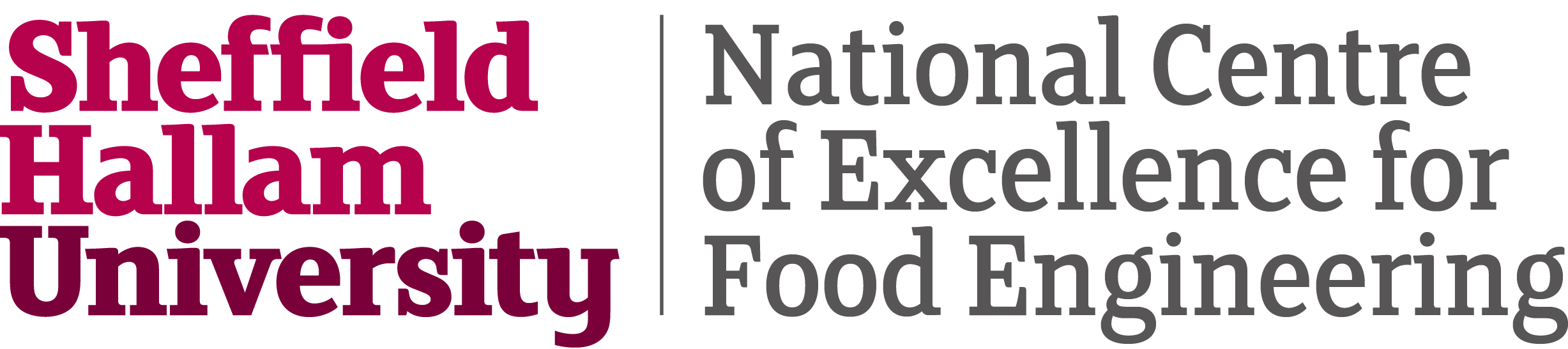 National Centre of Excellence for Food Engineering logo
